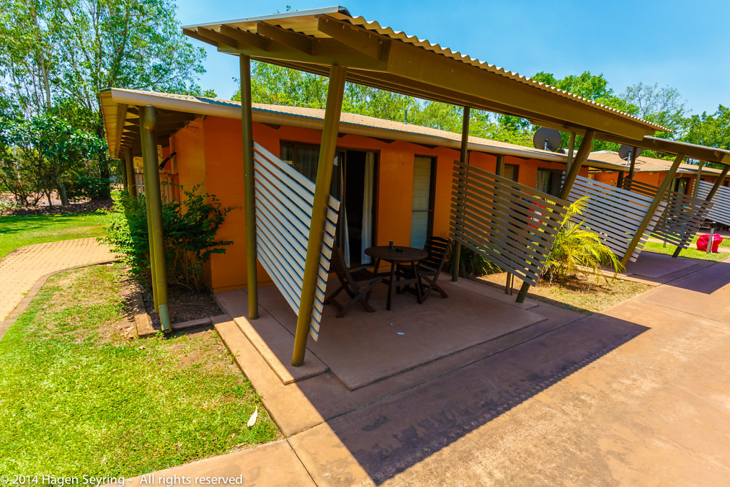 Cooinda Lodge, Kakadu