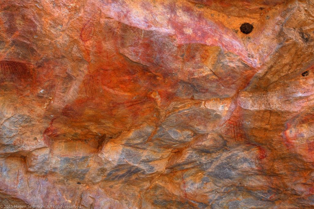 Aboriginal arts in the Katherine Gorge