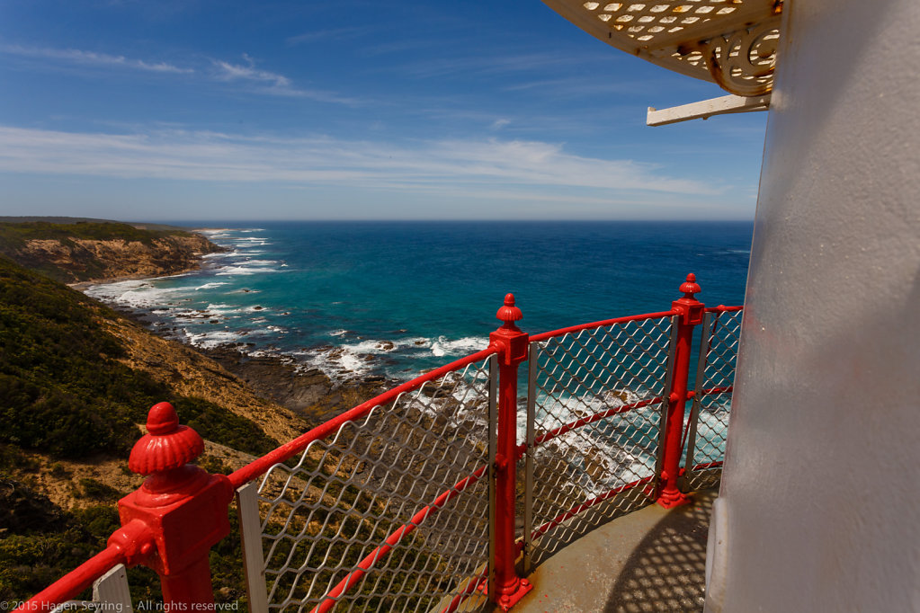 Lighthouse  at Cape Otway