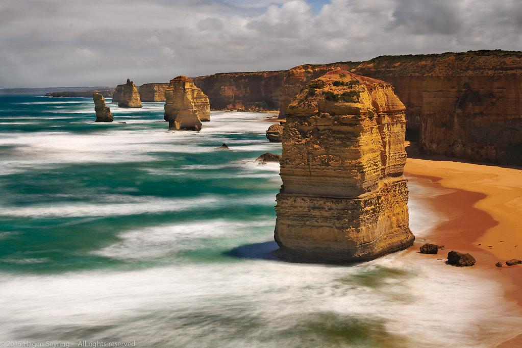 Twelve Apostles, VIC, Australia
